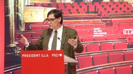 Vox denuncia las intenciones del PSC para aislar a su formación en Cataluña