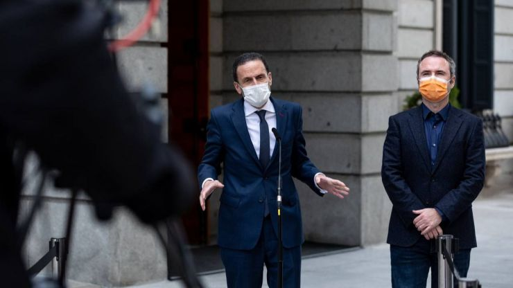 Bal: 'Con el reparto de RTVE se consuma el primer acto de la obra de teatro PP-PSOE'