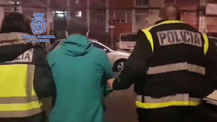Detienen en Barcelona a un fugitivo por el asesinato de un menor de 11 años