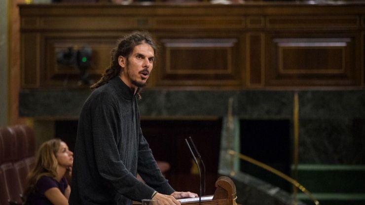 El Supremo cita la próxima semana a Alberto Rodríguez por atentado contra la autoridad