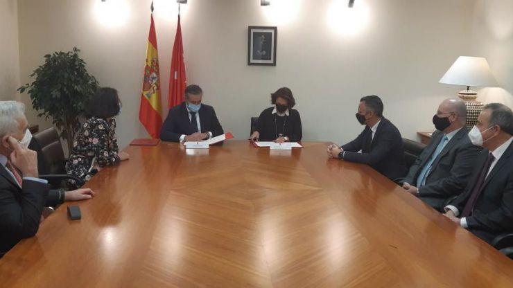 La Comunidad de Madrid cuenta con un nuevo instrumento para luchar contra la okupación