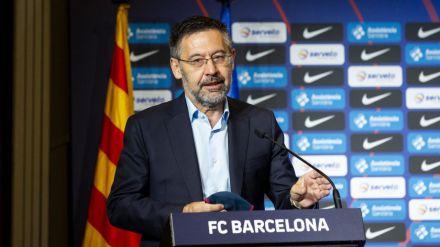 'Barçagate': El club contesta tras la detención de Bartomeu