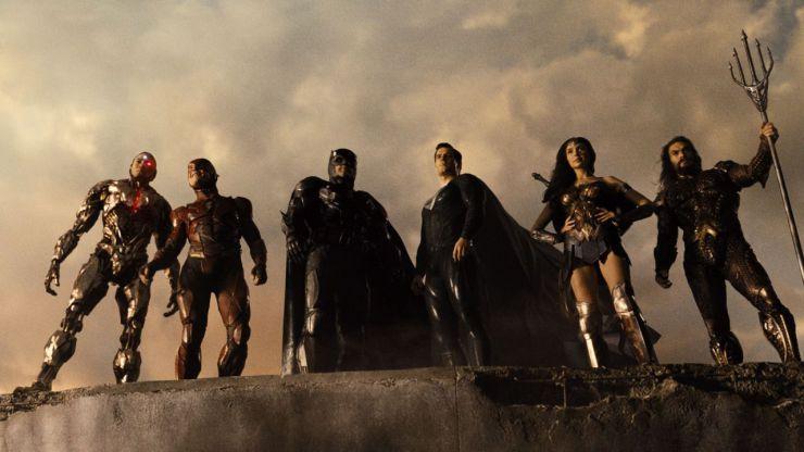 'La Liga de la Justicia de Zack Snyder' encabeza los estrenos de marzo de HBO
