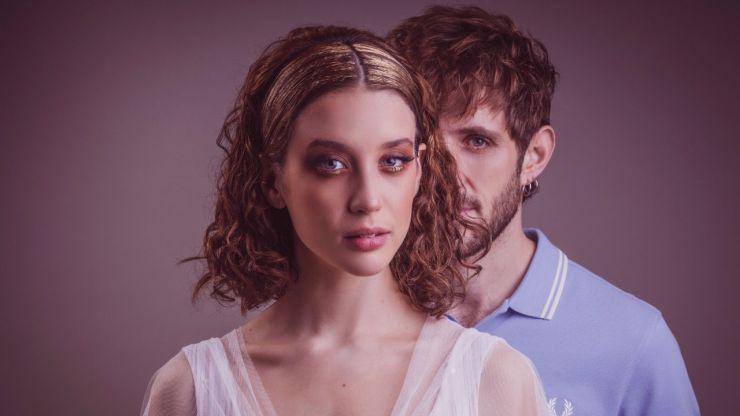 Jota Linares y María Pedraza, el exitoso tándem español de Netflix