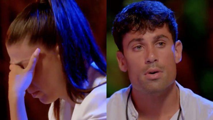 'La isla de las tentaciones 3': Lola y Diego se enfrentan a su prueba de fuego