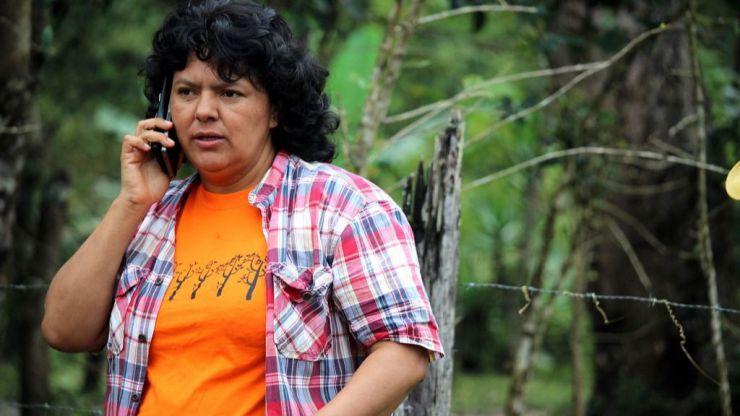 5 años del asesinato 'medioambiental' de Berta Cáceres