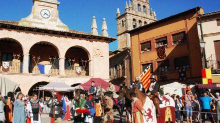 Recreaciones históricas como atractivo para recuperar el turismo