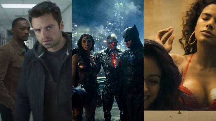 Semana 15-21 de marzo: Estrenos en Netflix, HBO, Prime Video y Disney+