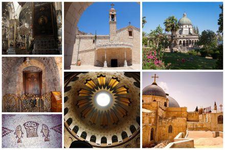Descubrimos las seis iglesias más emblemáticas de Israel