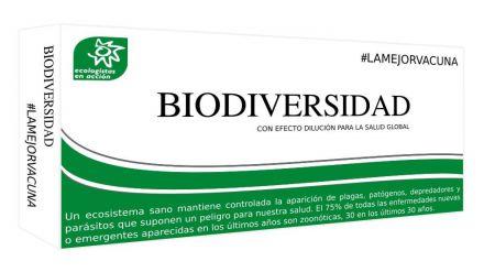 #LaMejorVacuna es preservar la biodiversidad