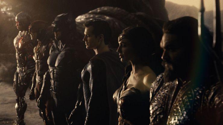 Veredicto de 'La Liga de la Justicia de Zack Snyder': Cuatro horas que sí merecen la pena