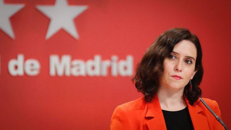 Ayuso sigue dando pasos en su ofensiva para monopolizar Madrid: deja a los niños sin clase el 4 de mayo
