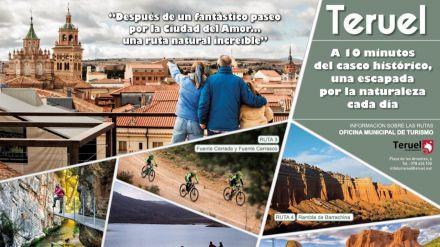 Teruel: Rutas por la naturaleza para escapar del bullicio de la pandemia