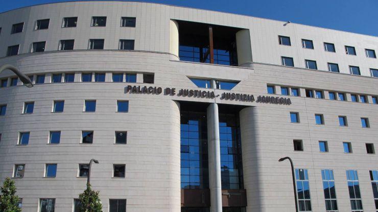 Absuelto un condenado a cuatro años de prisión por abusos sexuales en Pamplona