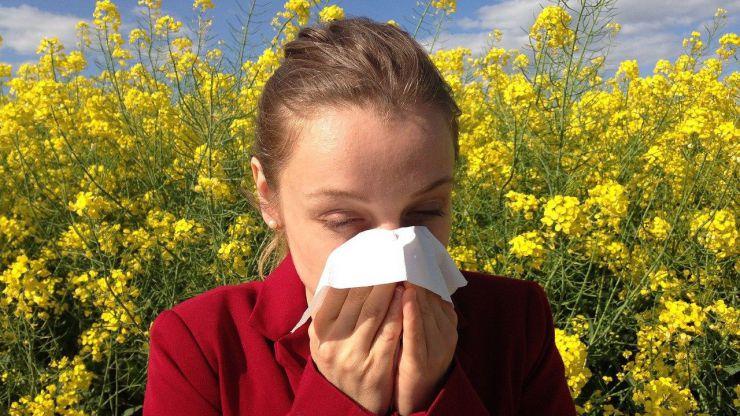 La mascarilla como mejor aliada para combartir la alergia al polen