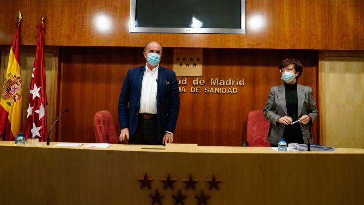 Madrid amplía a dos zonas básicas de salud y seis localidades las limitaciones de movilidad