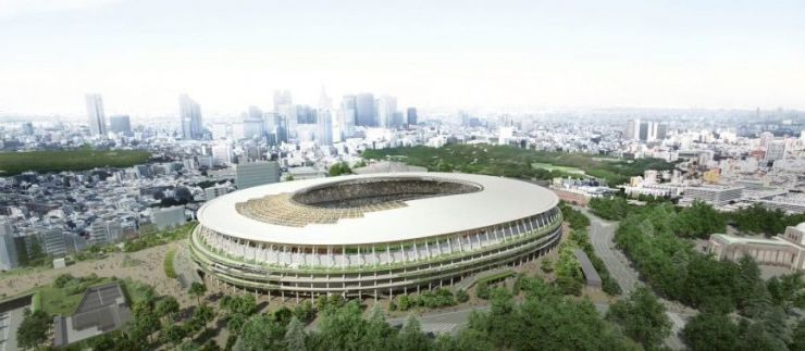Los Juegos Olímpicos de Tokio 2020 están a tan solo cuatro meses de su inicio