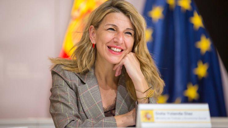 Yolanda Díaz pone en valor la Economía Social y su