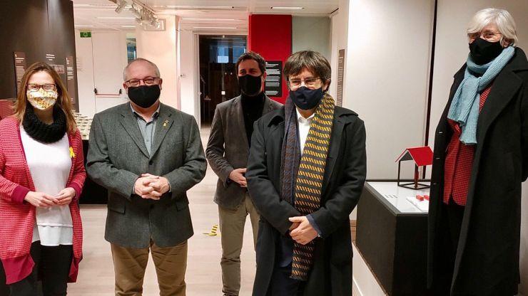 VOX exige que España demande a Bélgica ante el Tribunal Superior de Justicia de la Unión Europea