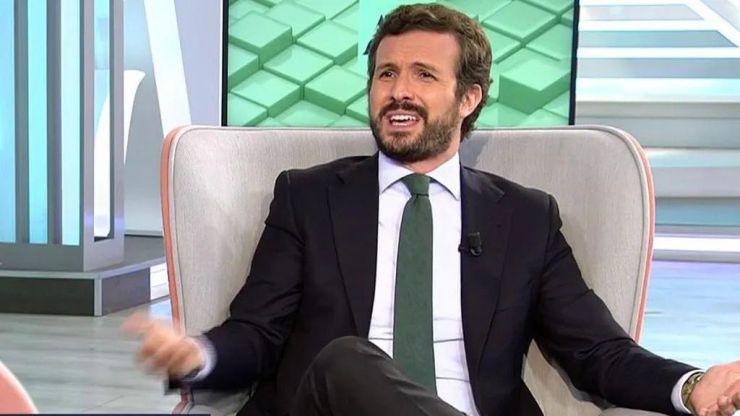 Casado aboga por la senda PP-PSOE ya que