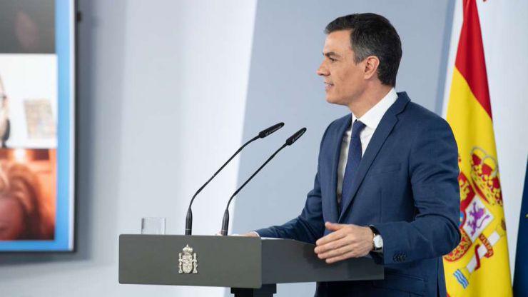 Sánchez presenta un Plan ambicioso de vacunación: 33 millones de personas en agosto