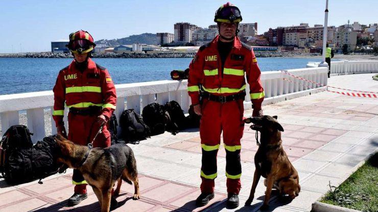 Merelo: 'VOX seguirá luchando por que las poblaciones de Ceuta y Melilla dejen de ser las grandes olvidadas'