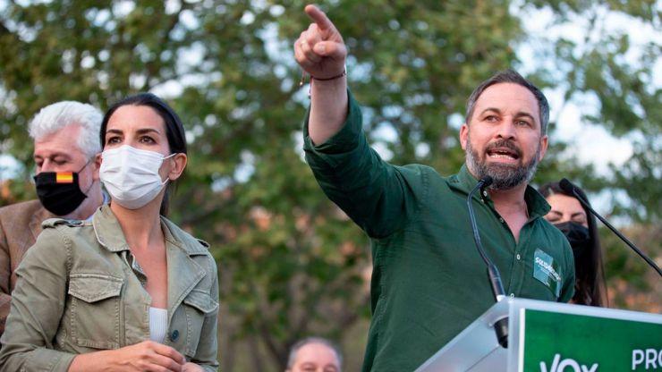 Abascal: 'El ministro del Interior debe pagar por los delitos electorales contra VOX'