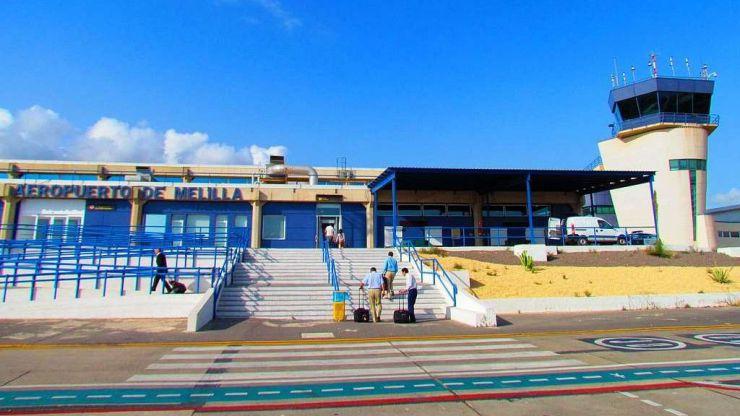 El Gobierno responde a VOX que la zona de exclusión aérea sobre Melilla está garantizada