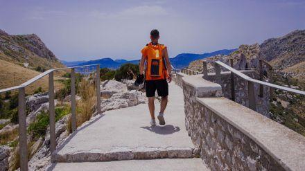 España recibe un 93,6% menos de turistas internacionales en febrero con respecto a 2020
