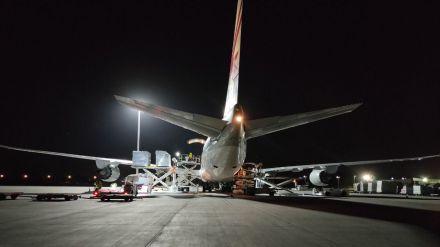 Los aeropuertos de Aena registraron un 80,4% menos de pasajeros hasta marzo