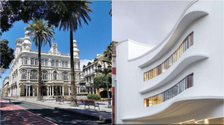 Destinos con encanto arquitectónico: Las Palmas de Gran Canaria