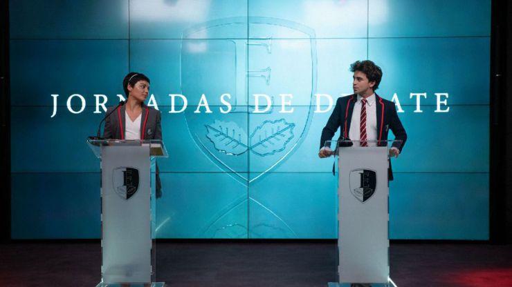 Agenda Netflix: 'Élite' calienta motores con una cuarta temporada que promete y mucho
