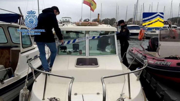 Detenidas 20 personas dedicadas al tráfico ilegal de migrantes por mar entre el norte de África y España