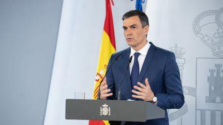 Sánchez presenta su Plan de Recuperación como 'la mayor oportunidad para España desde su entrada en la UE'