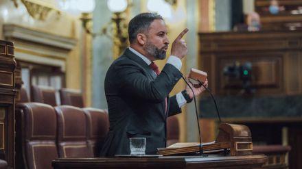Abascal exige a Sánchez 'el fin del recorte de libertades'