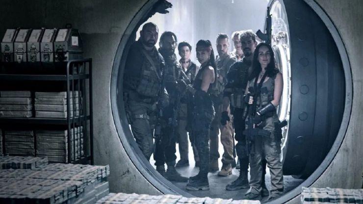 Así es 'Ejército de los muertos', la nueva película de Zack Snyder