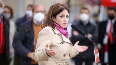 Lastra defiende a Gabilondo frente a una 'profesional de la agitación y propaganda'