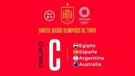 España ya conoce a sus rivales para los JJOO de Tokyo 2020