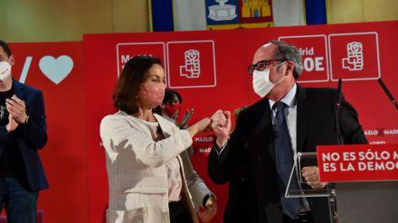 Gabilondo: 'Pueblo de Madrid, a las urnas contra la ultraderecha'