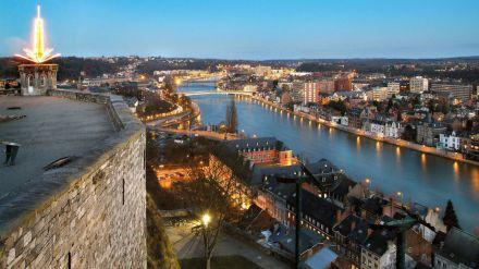 La Ciudadela de Namur,