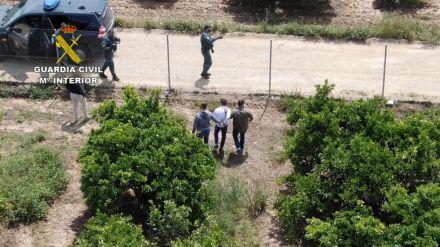 Detienen a un narcotraficante huido en plena comunión