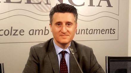 Pedro Soriano, secretario de Relaciones Institucionales de CONTIGO Somos Democracia (CSD)