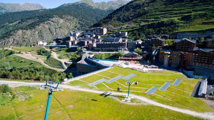 Un verano diferente: Aire puro, naturaleza y un festival de música a 1.800 metros de altitud en Andorra