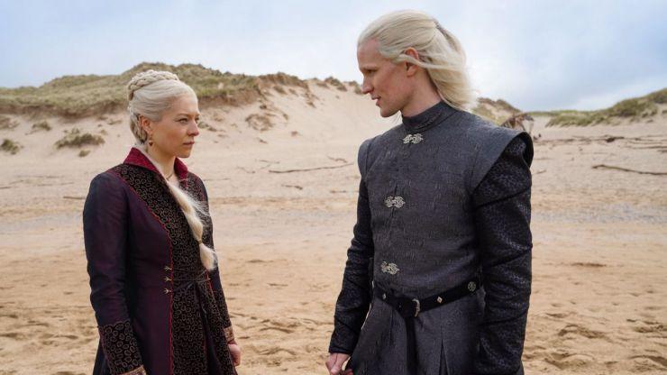 HBO revive 'Juego de tronos' con su esperada nueva serie 'La casa del dragón'