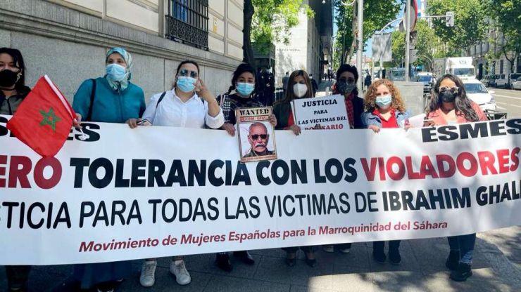 Marruecos amenaza a España: La acogida del líder del Polisario es un acto 'premeditado' del que toma 'buena nota'