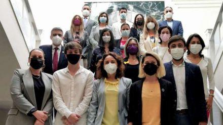 La presidenta del Consejo de la Juventud de España expone sus demandas y líneas de actuación