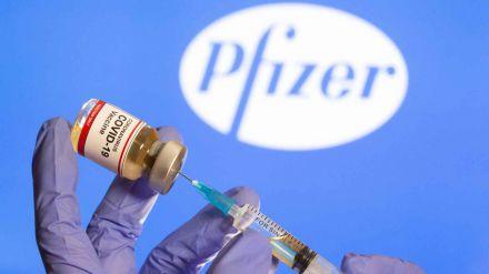 Pfizer protege contra las variantes británica y sudafricana