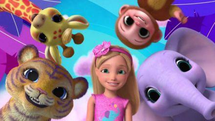 Barbie y Chelsea, el cumpleaños perdido