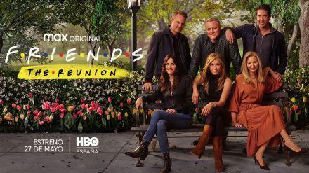 España también disfrutará de 'Friends: The reunion' a través de HBO