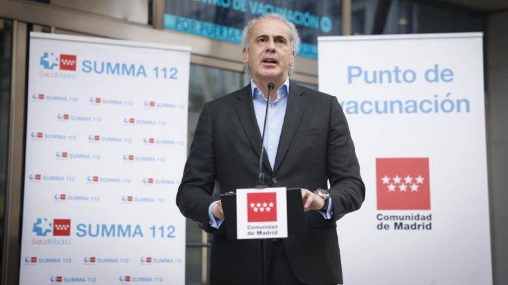 Madrid activa la fase piloto del nuevo sistema de autocitación para vacunarse contra el COVID-19